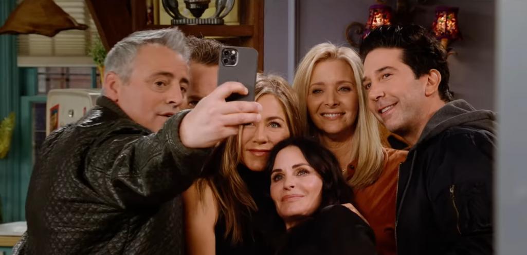 Friends: The Reunion. Pokazano zwiastun odcinka specjalnego