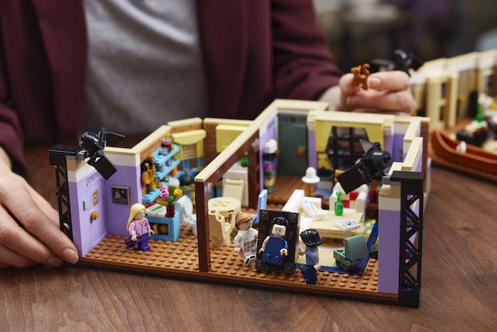 LEGO Friends Apartments. Gratka dla fanów serialu