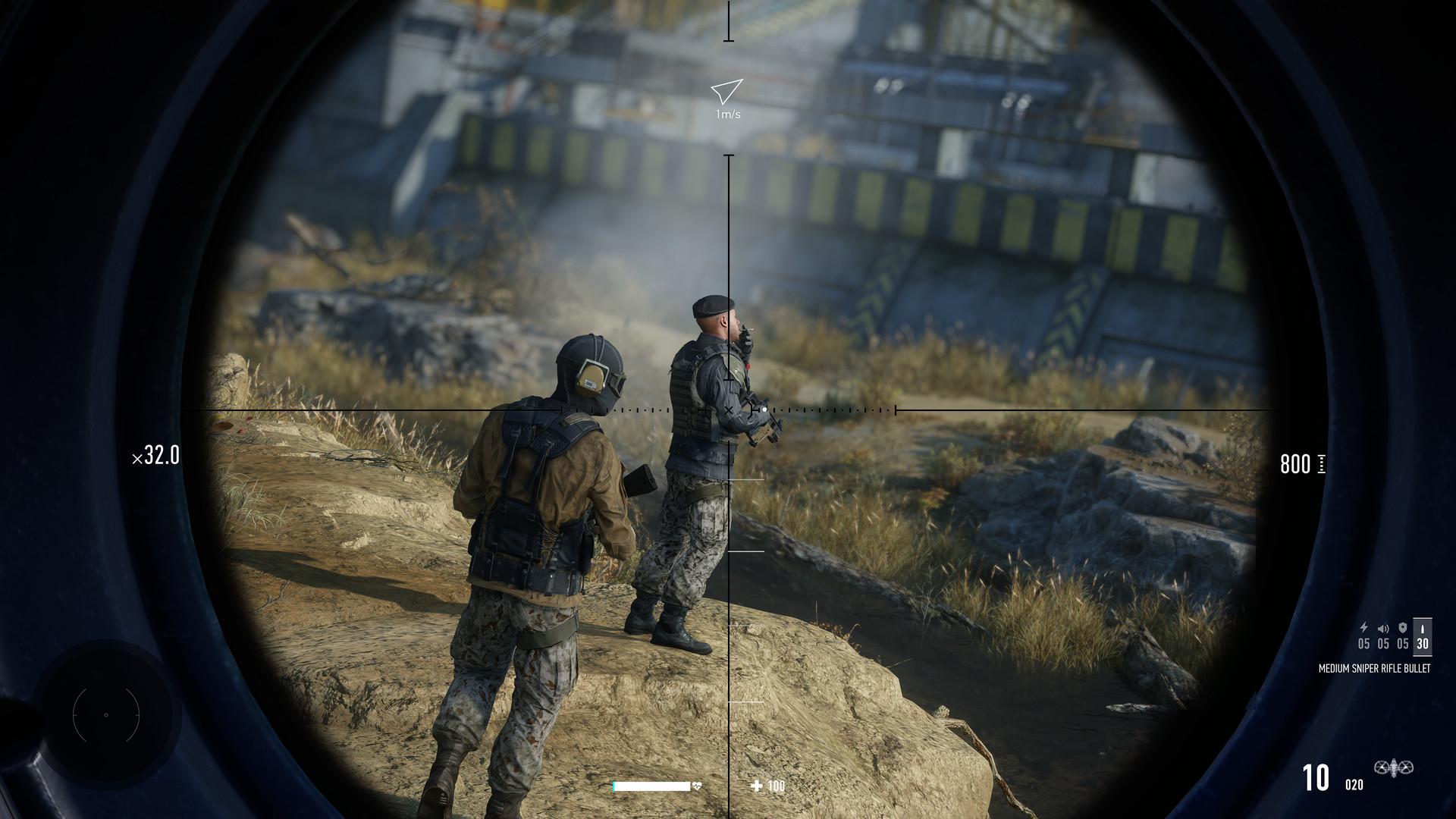 Nowy gameplay Sniper: Ghost Warrior Contracts 2. Poznaliśmy wymagania sprzętowe gry