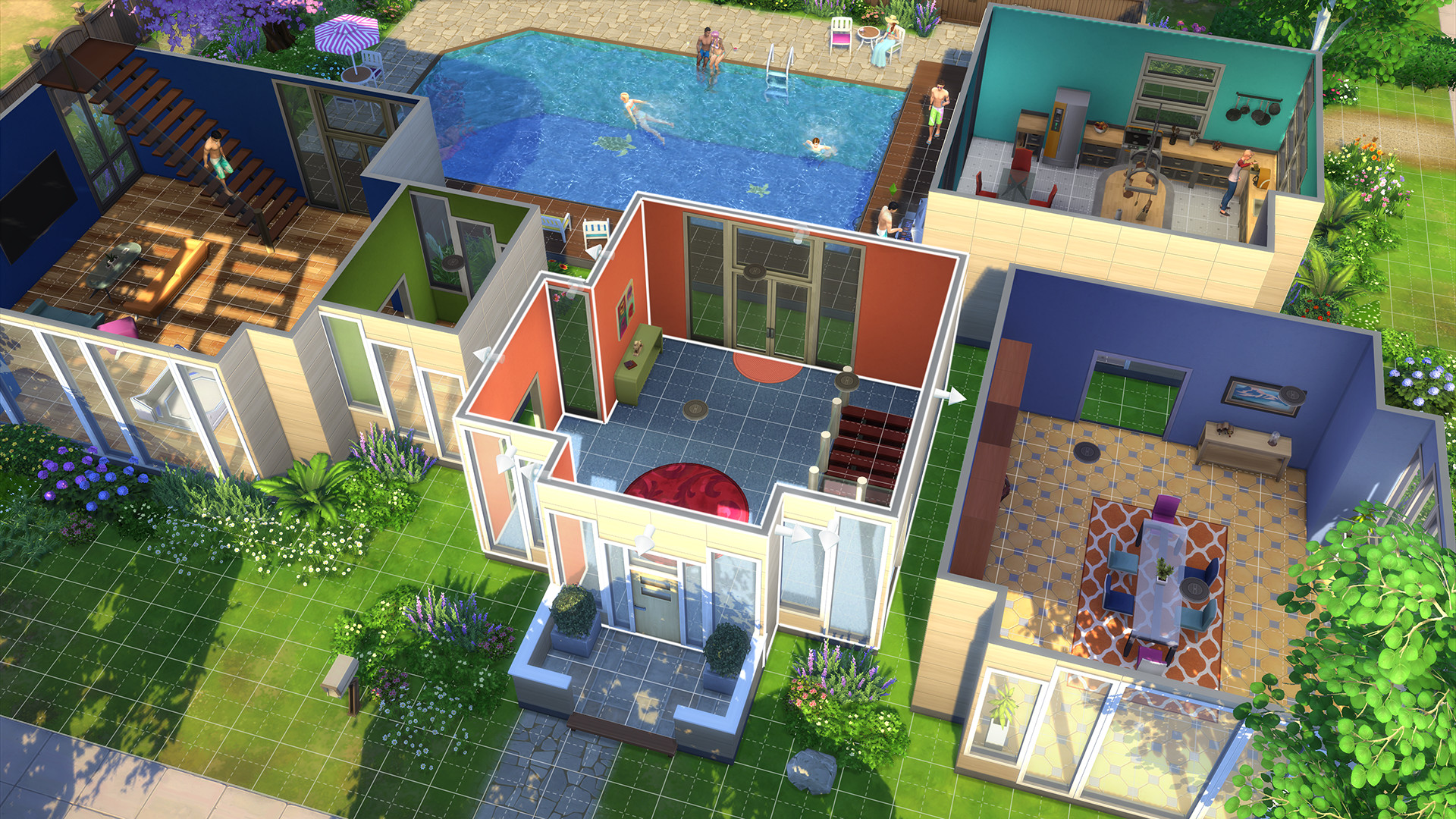 The Sims 4. Letnie dodatki i aktualizacje zapowiedziane