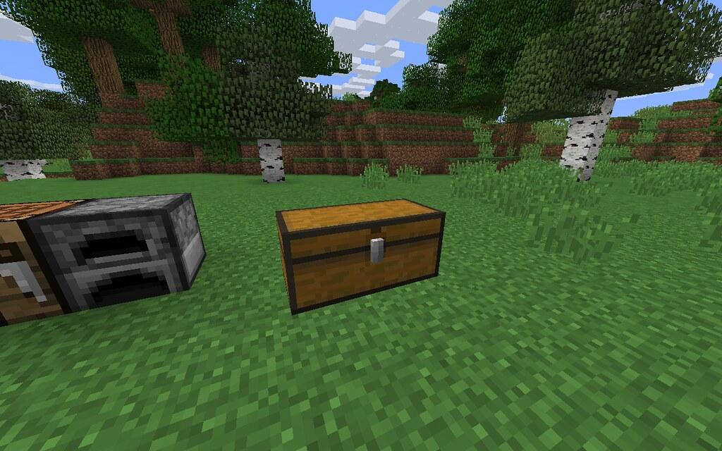Minecraftowy skarb odnaleziony