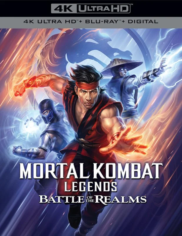 Mortal Kombat Legends: Battle of the Realms – znamy termin premiery i okładkę