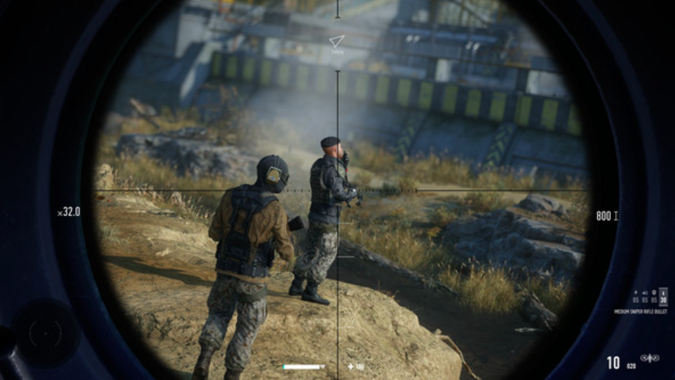 Nasza recenzja Sniper Ghost Warrior Contracts 2