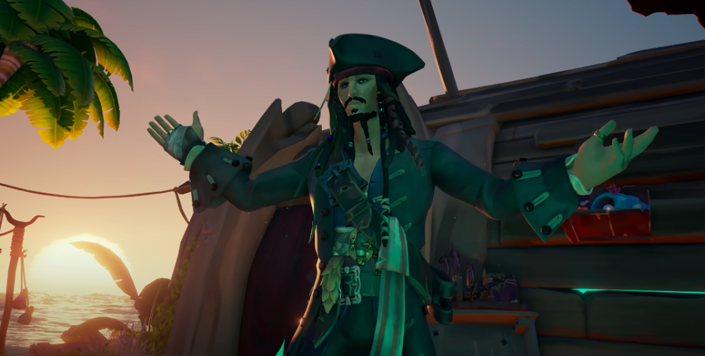 Sea of Thieves: A Pirate's Life – mamy gameplay