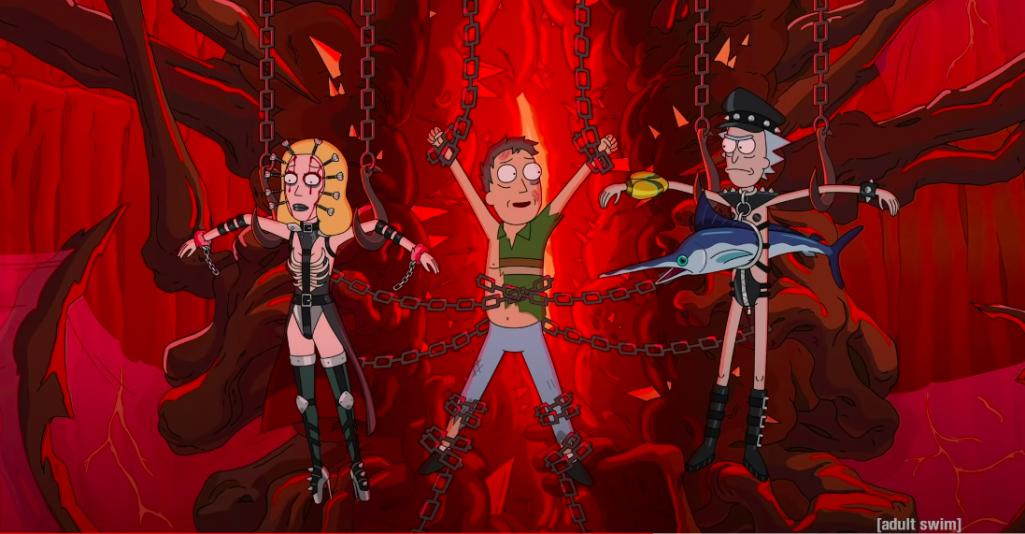 Rick i Morty ruszają po raz piąty!