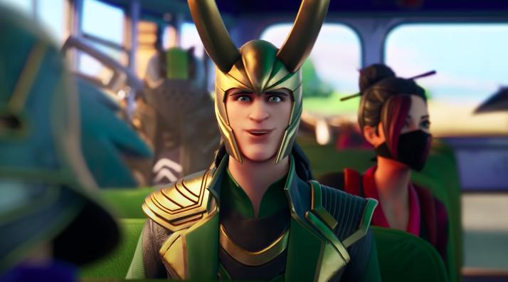 Loki w Fortnite