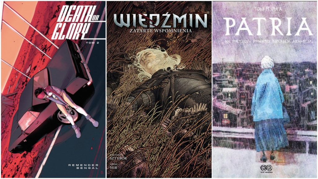 Comic Relief #22: Jakich komiksów nie czytać!