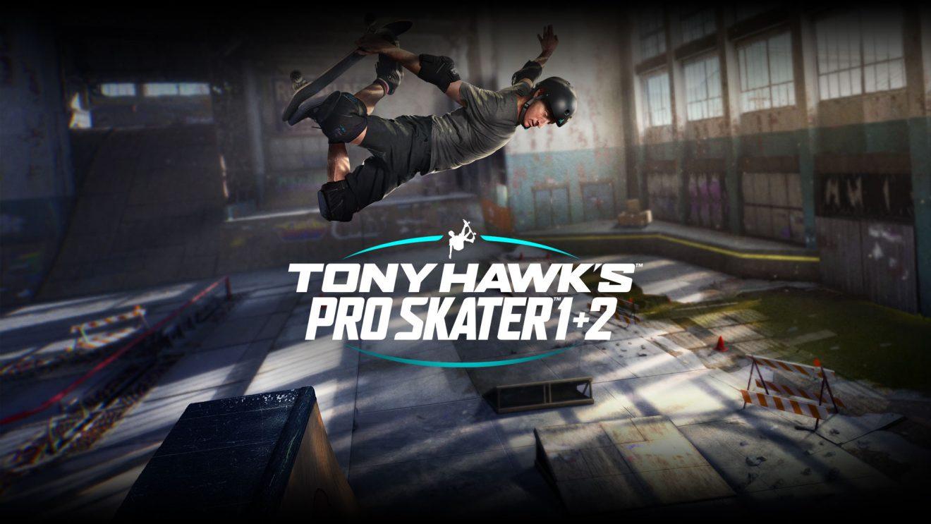 Tony Hawk's Pro Skater 1 + 2. Remaster idealny